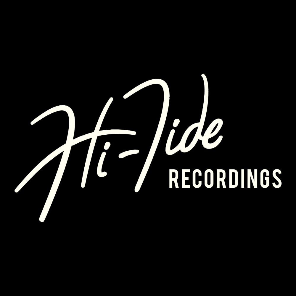 Hi-Tide Recordings. I liked their old logo better