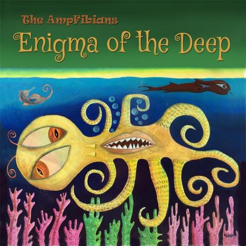 The Ampfibians - Enigma of the Deep