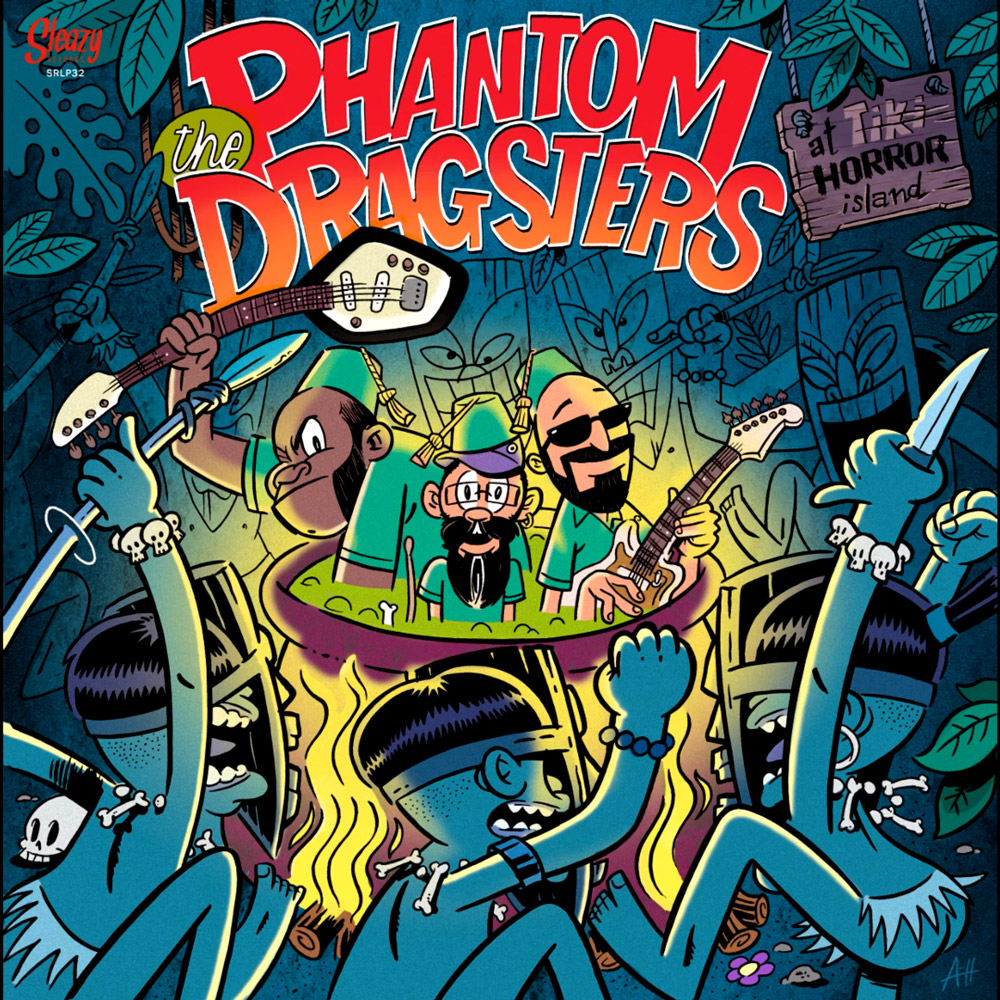 The Phantom Dragsters - The Phantom Dragsters