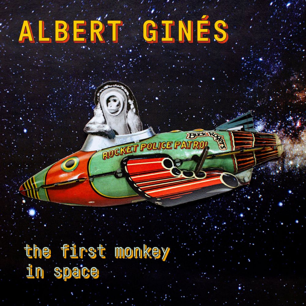 Albert Gines - First Monkey in Space