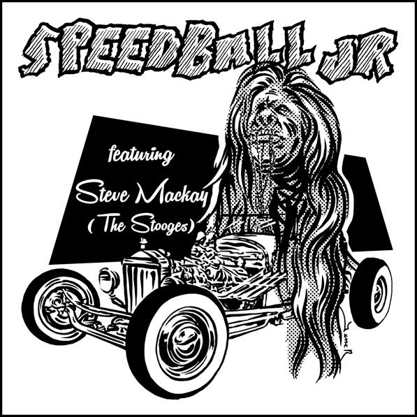"Speedball Jr 7"""