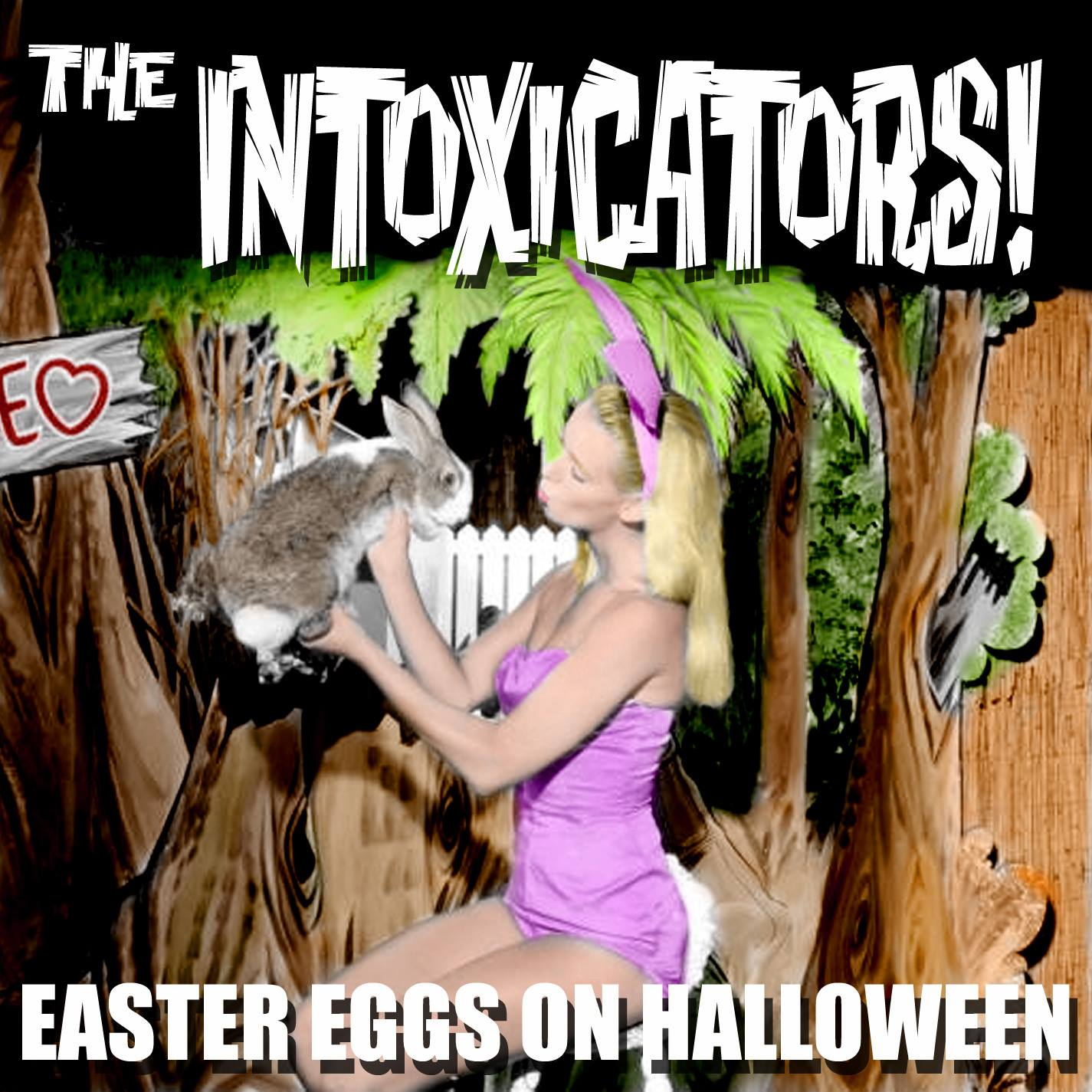 The Intoxicators - Easter Eggs on Halloween