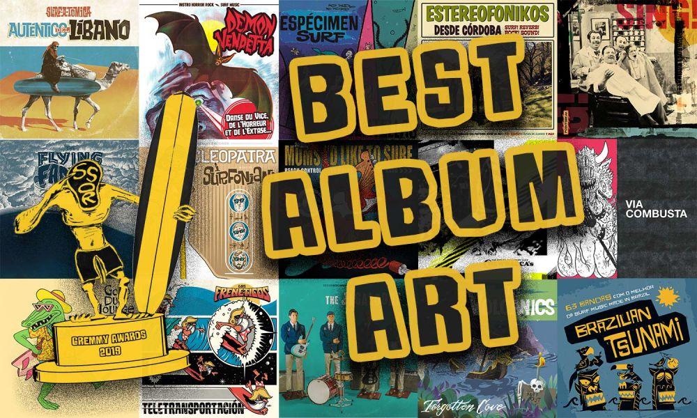 Best Album Art Gremmy 2019