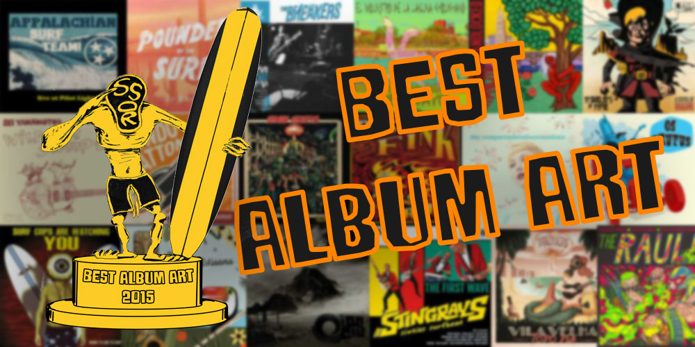 Gremmy Awards - Best Album Art 2015