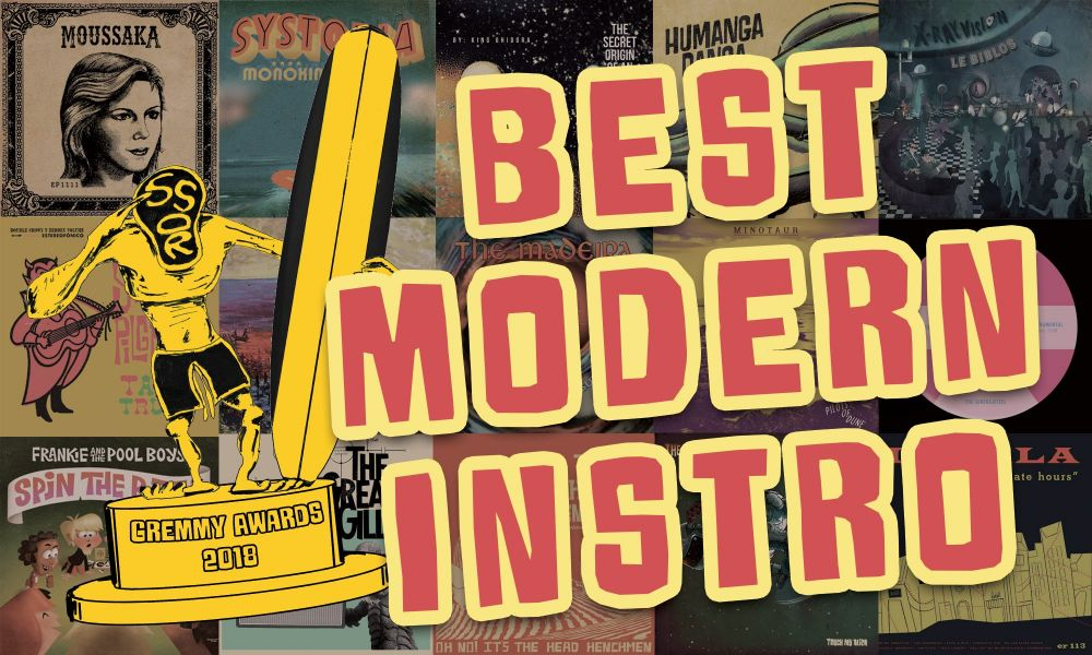 Gremmy Awards 2018: Best Modern Instro Record