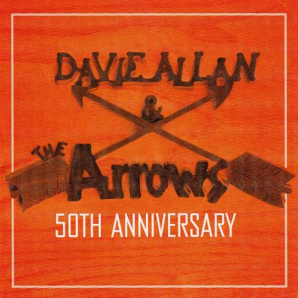 Davie Allan 50th Anniversary