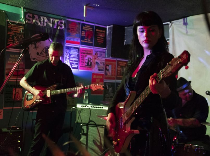 Messer Chups at Portside Lounge
