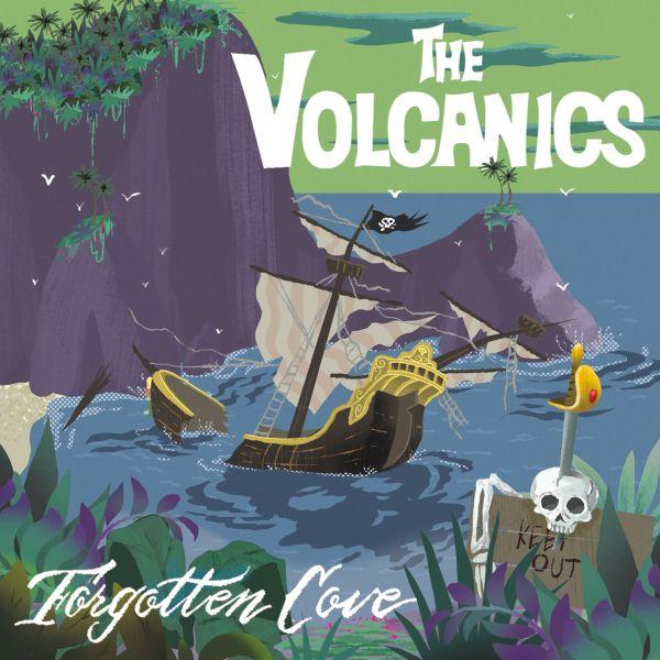 The Volcanics - Forgotten Cove