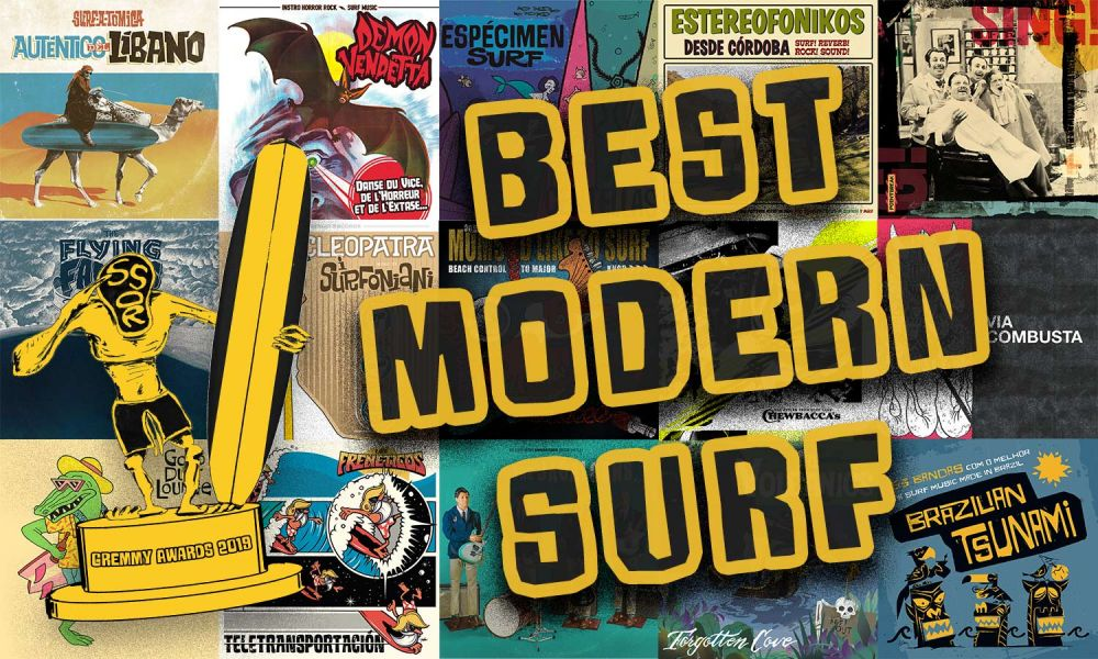 Best Modern Surf Record 2019
