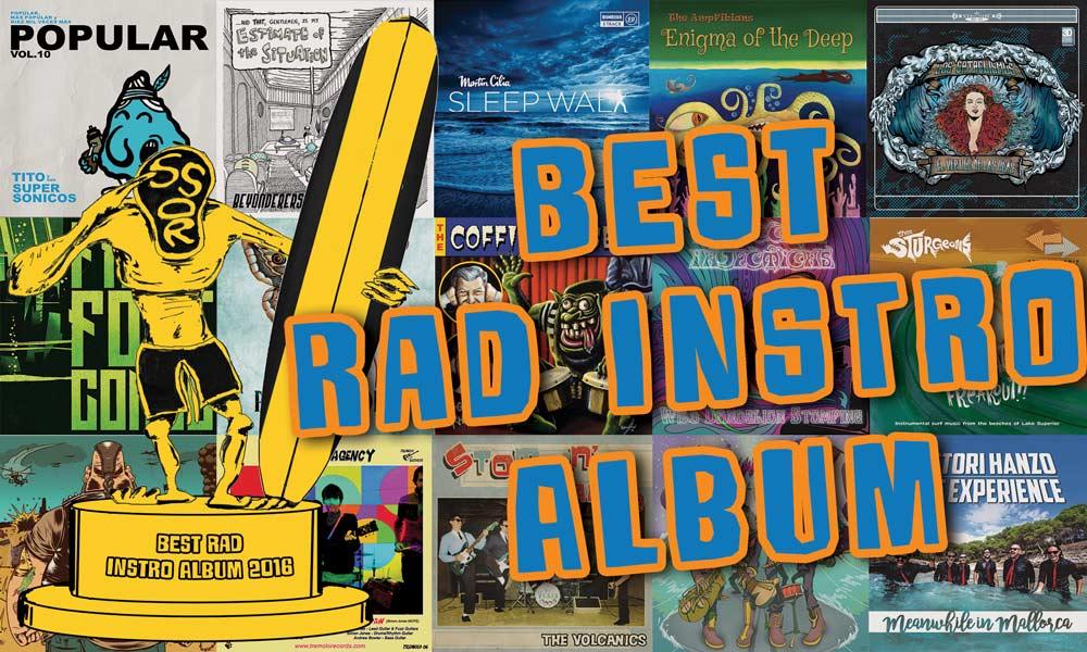 Best Rad Instro Album