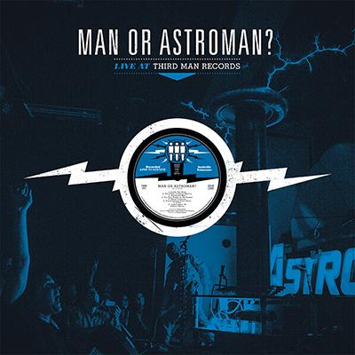 Man or Astroman - Live at Third Man Records