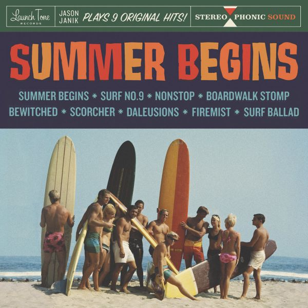 Jason Janik - Summer Begins