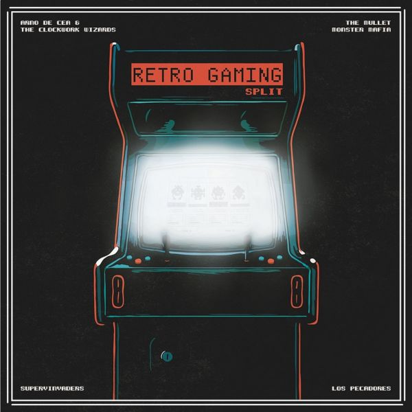Retro Gaming Split