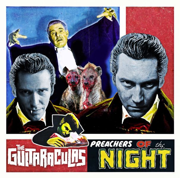 The Guitaraculas - Preachers of the Night