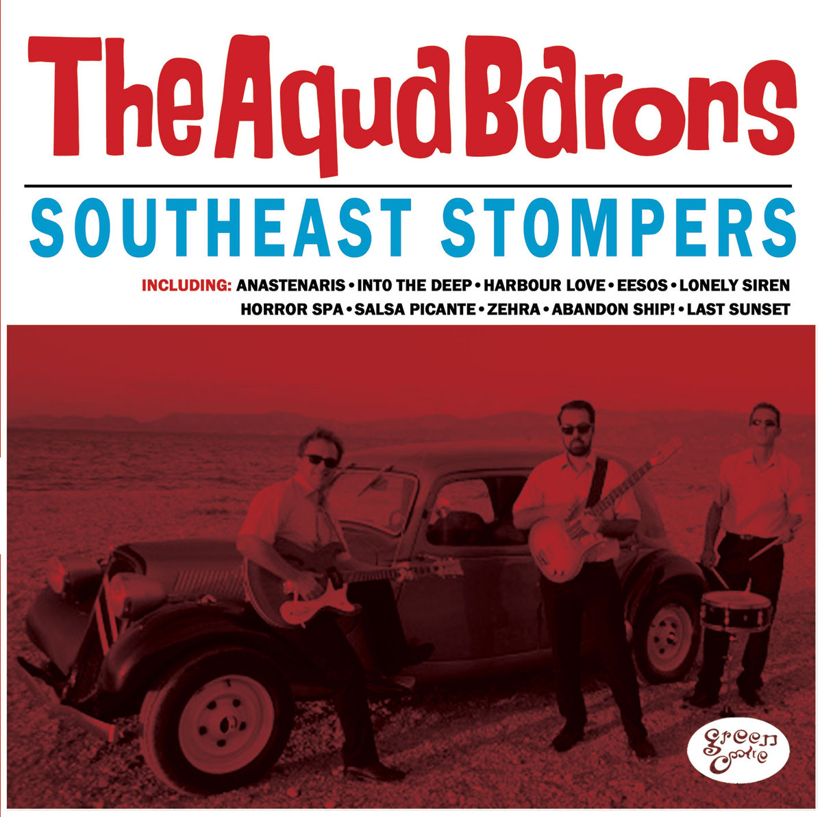 The Aqua Barons - Southeast Stompers