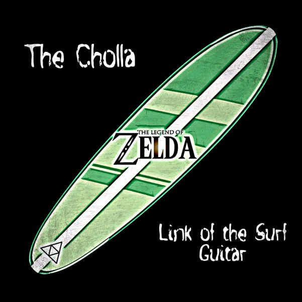 The Cholla - Link of the Surf Guitar