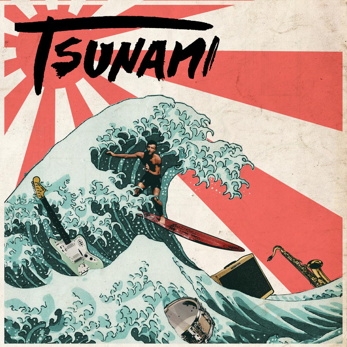 Maracas en Bikinis - Tsunami EP