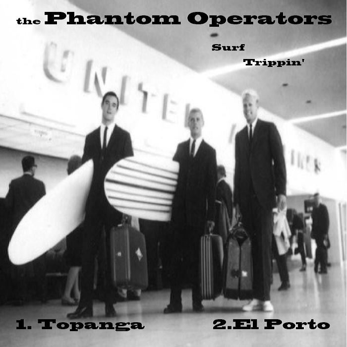 Phantom Operators - Surf Trippin'