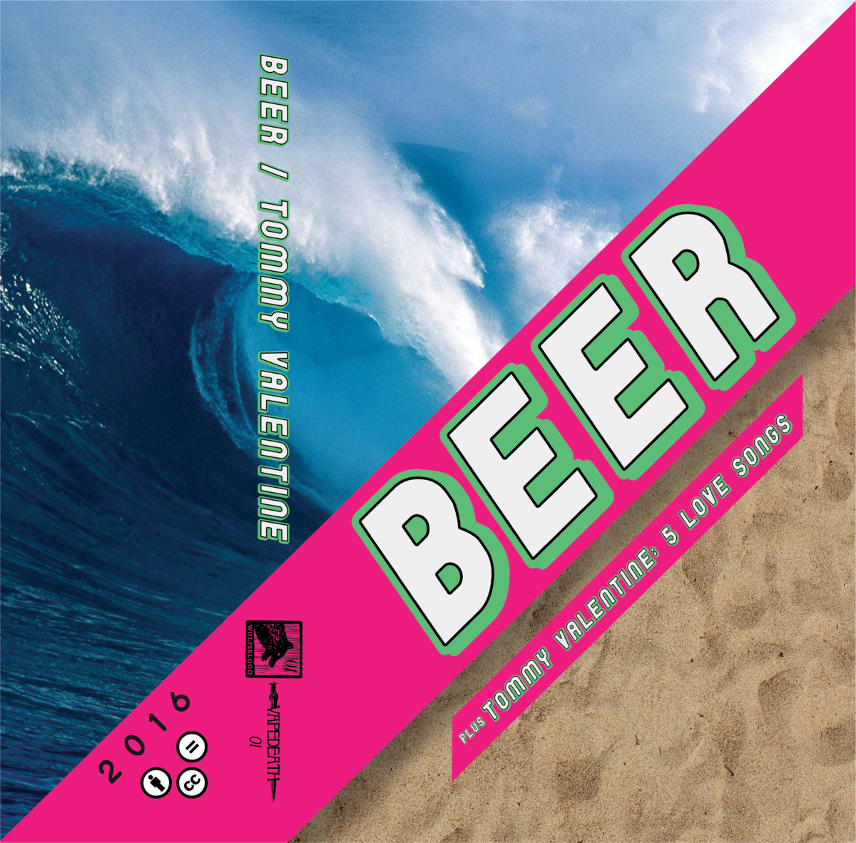 BEER/Tommy Valentine release BEER plus Tommy Valentine: 5 Love Songs