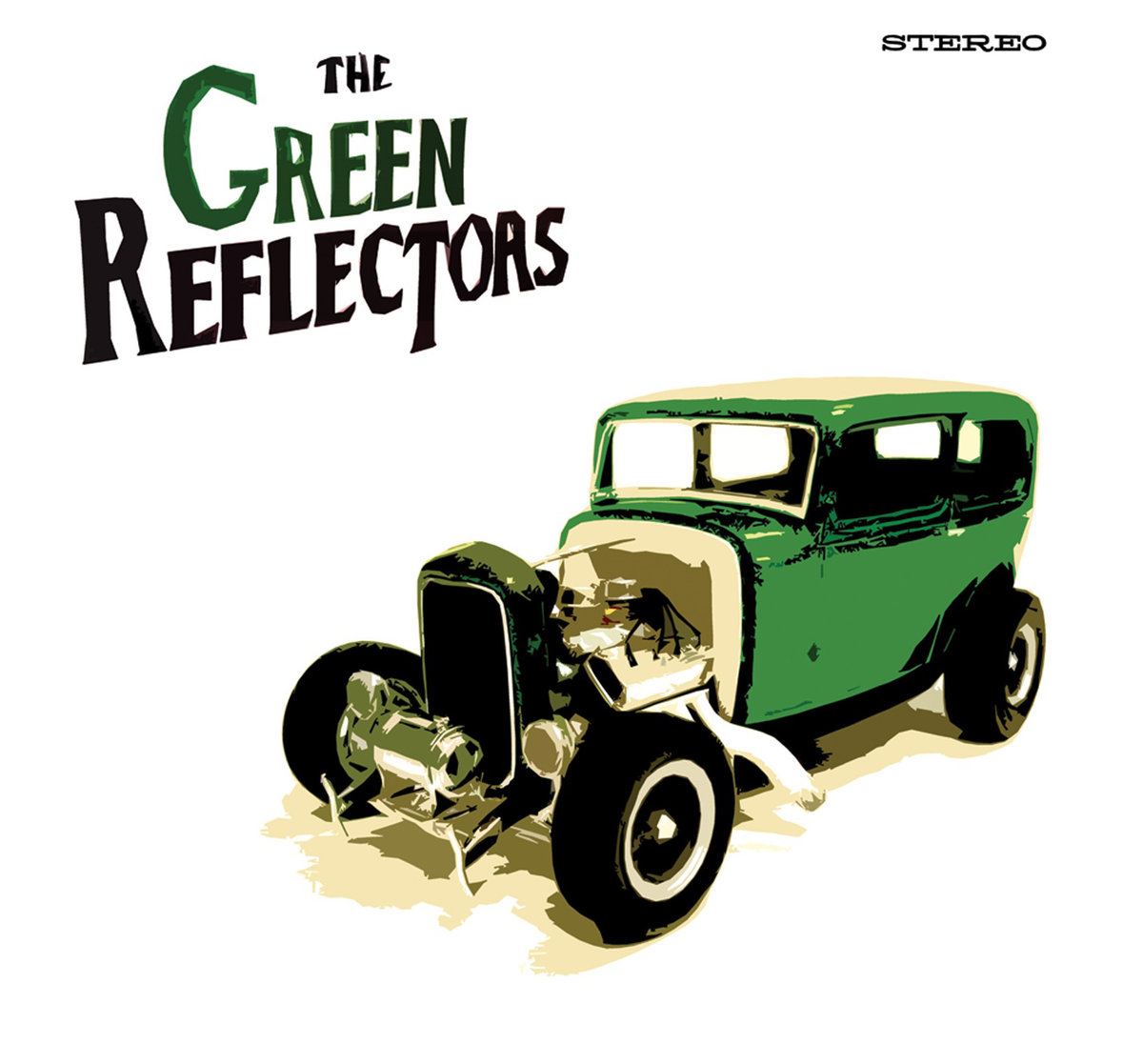 The Green Reflectors - The Green Reflectors