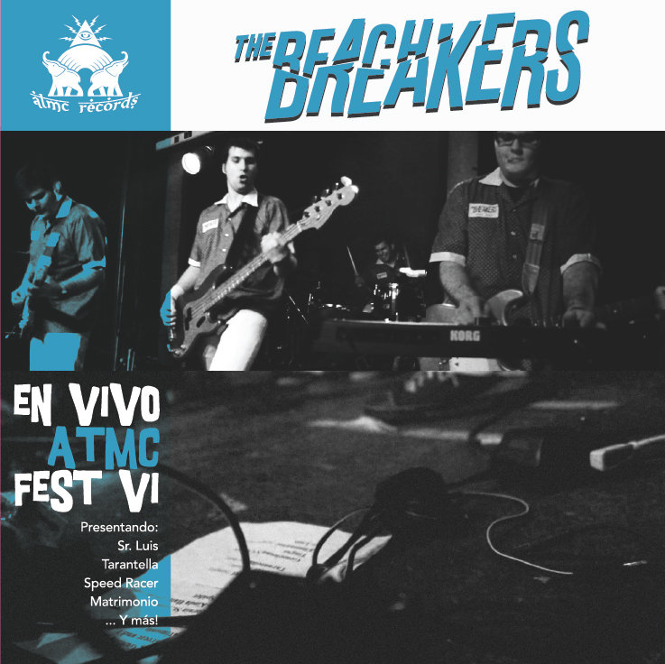 Beach Breakers - En vivo ATMC Fest VI