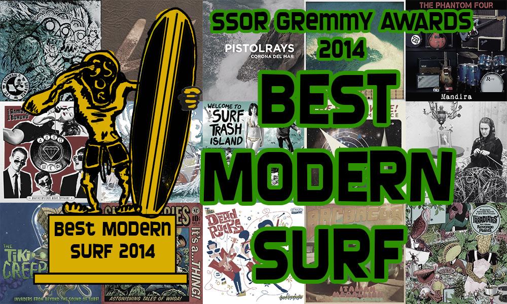 Best Modern Surf Gremmy