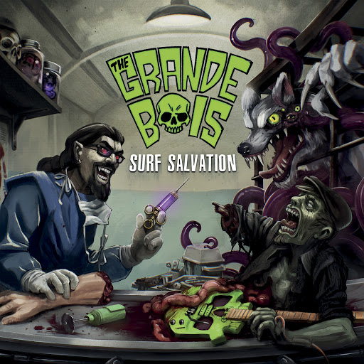 The Grande Bois - Surf Salvation