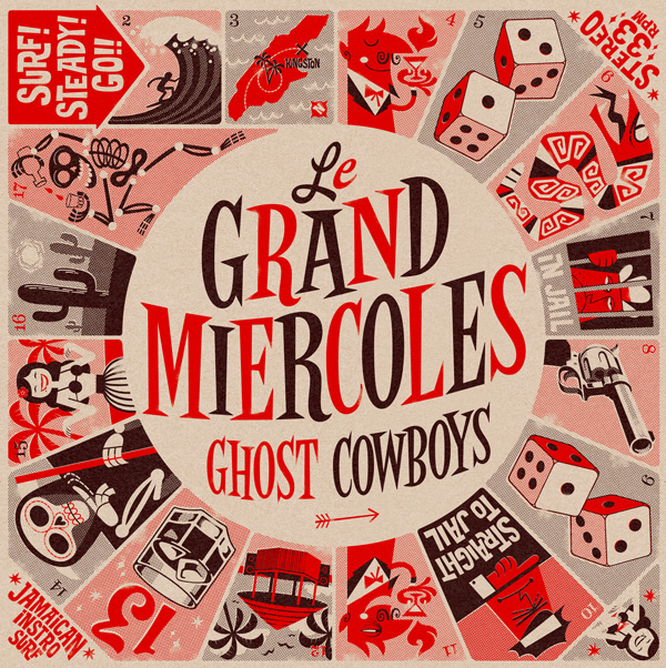 Le Grand Miercoles - Ghost Cowboys