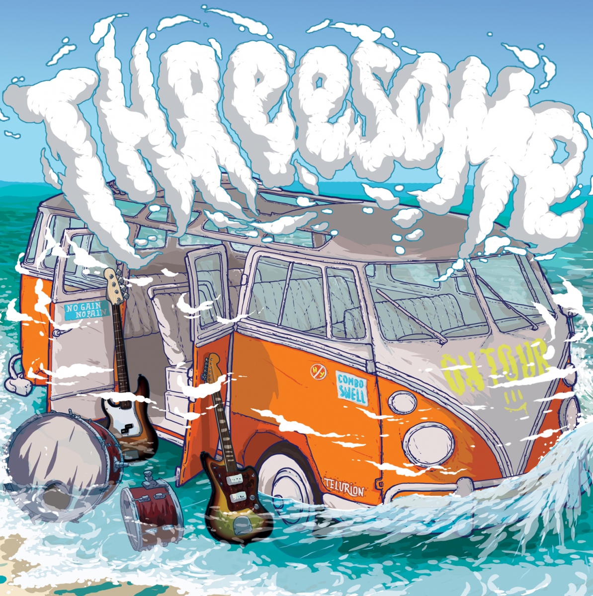 Threesome - Tour EP