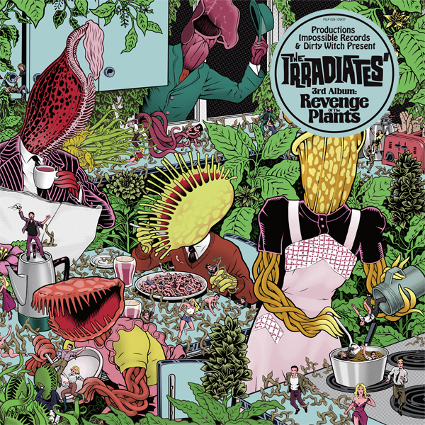 The Irradiates - Revenge of the Plants