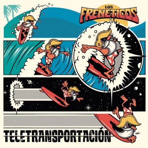 Los Frenéticos - Teletransportación