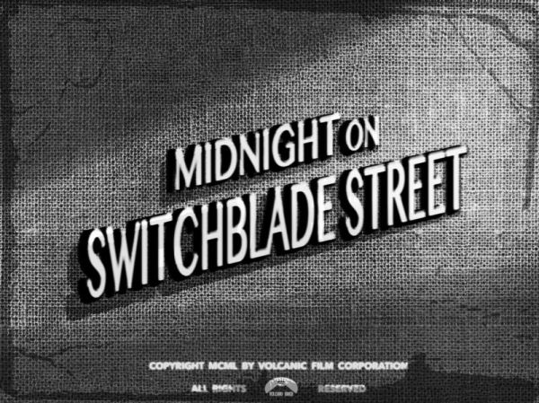 Volcano Kings - Midnight on Switchblade Street