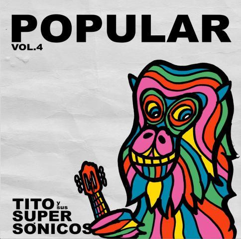Tito y sus Supersonicos - Popular vol 1-4