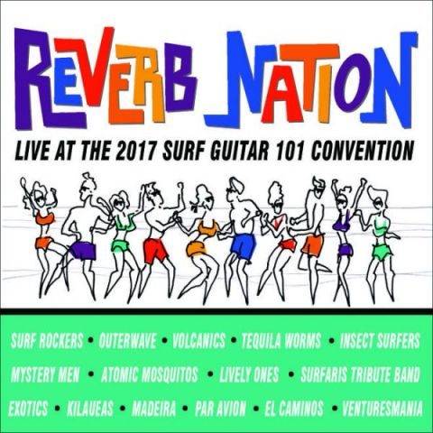Reverb Nation: Live at the 2017 Surf Guitar 101 Convention