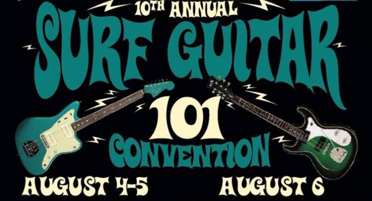 Surf Guitar 101 Convention