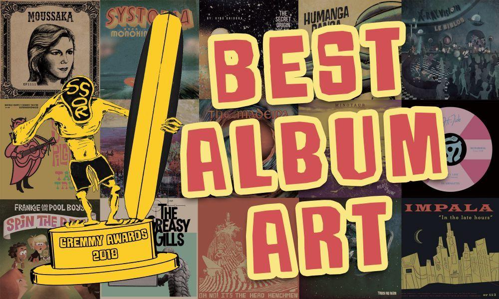 Best Album Art 2018