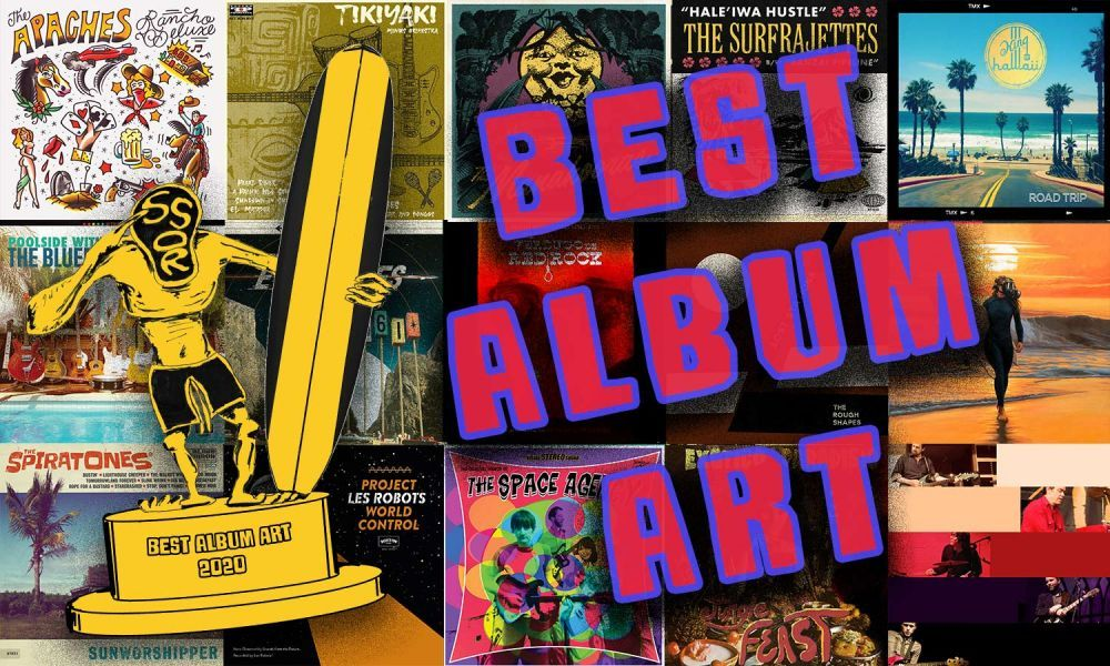 Gremmy Awards 2020: Best Album Art