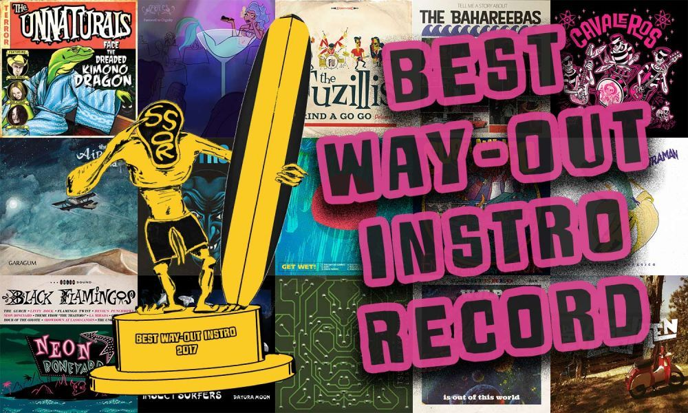 Gremmy Awards 2017: Best Way-Out Instro Record