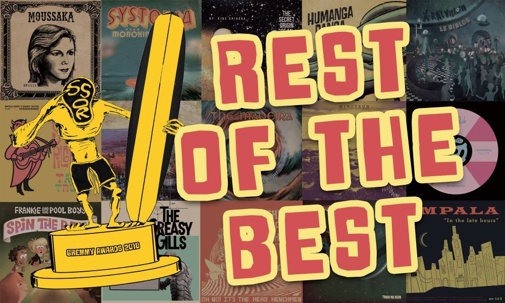Gremmy Awards 2018: Rest of the Best