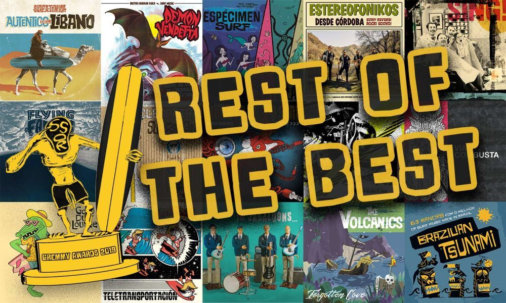 Gremmy Awards 2019: Rest of the Best