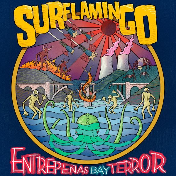 Surflamingo - Entrepeñas Bay Terror