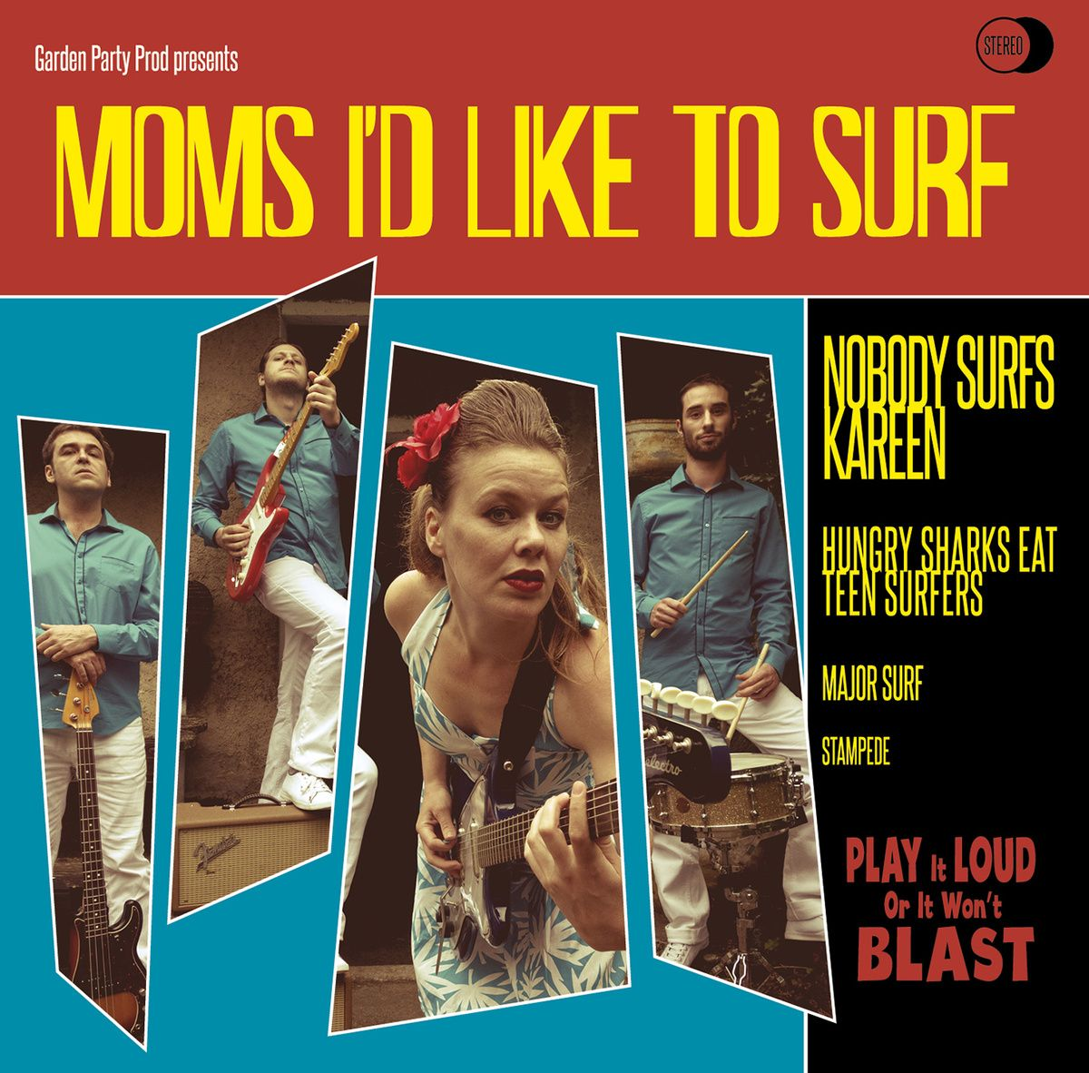 Moms I'd Like To Surf