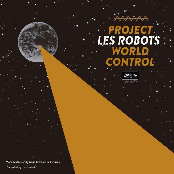 Les Robots - Project World Control