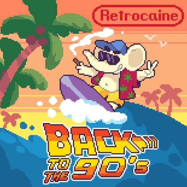 Retrocaine - Back to the 90's EP
