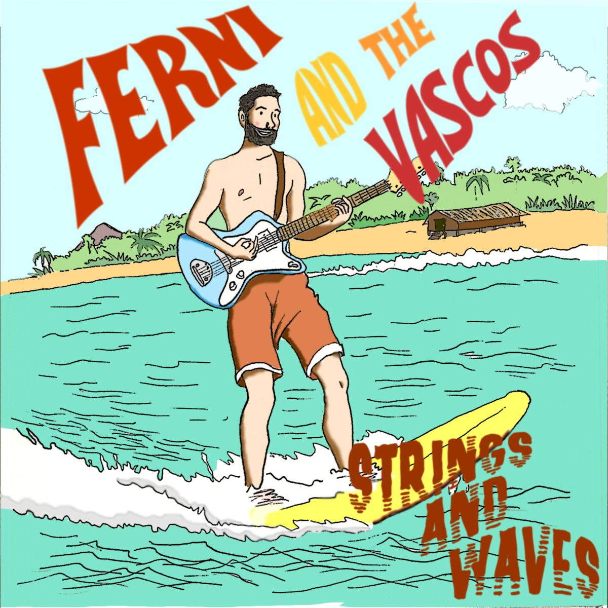 Ferni and the Vascos - Strings and Waves