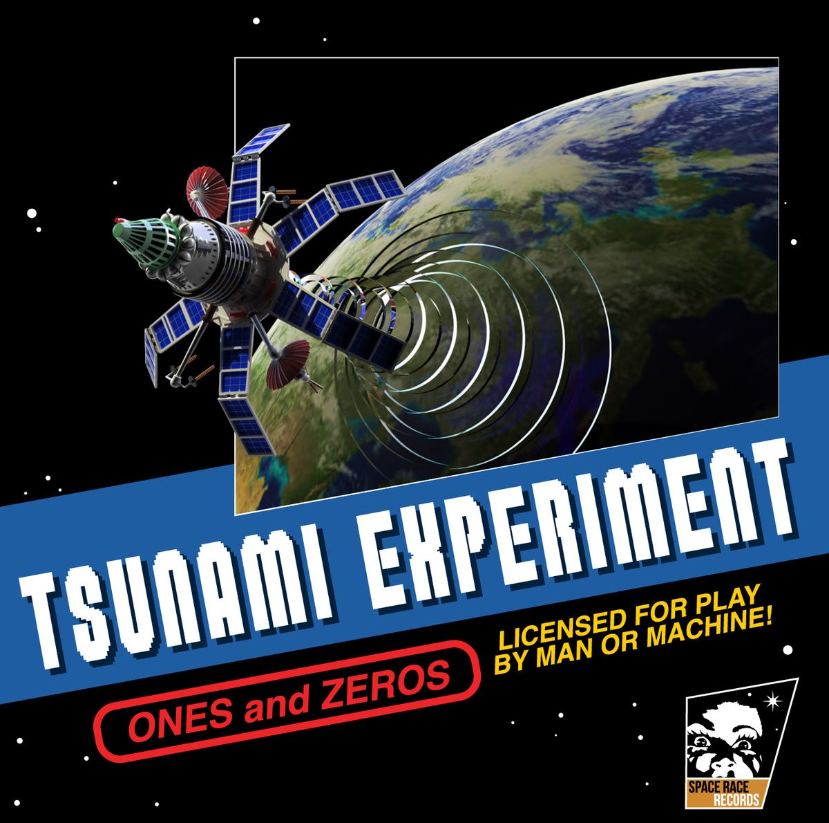 The Tsunami Experiment - Ones and Zeros
