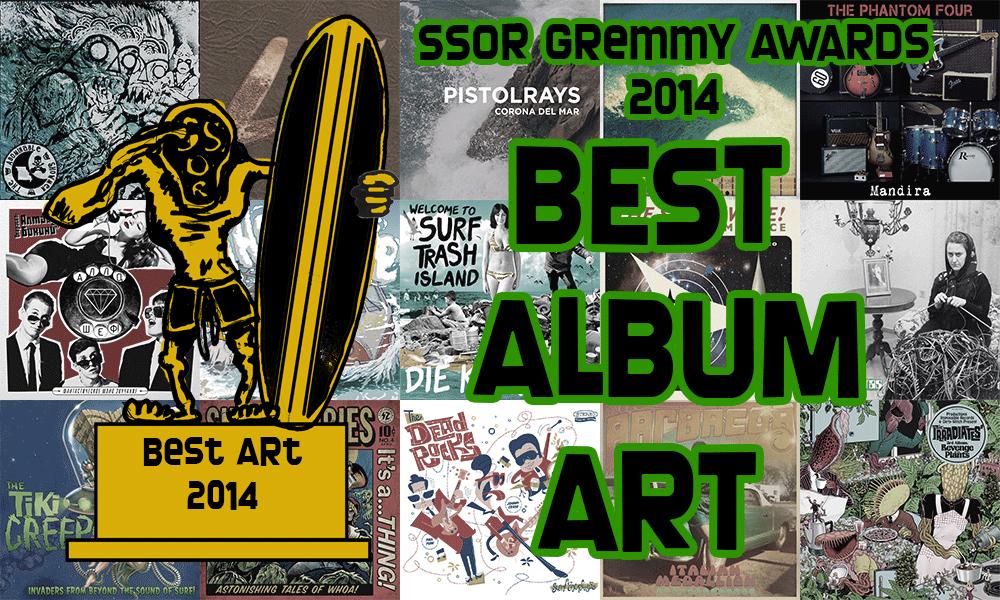 Best Album Art Gremmy