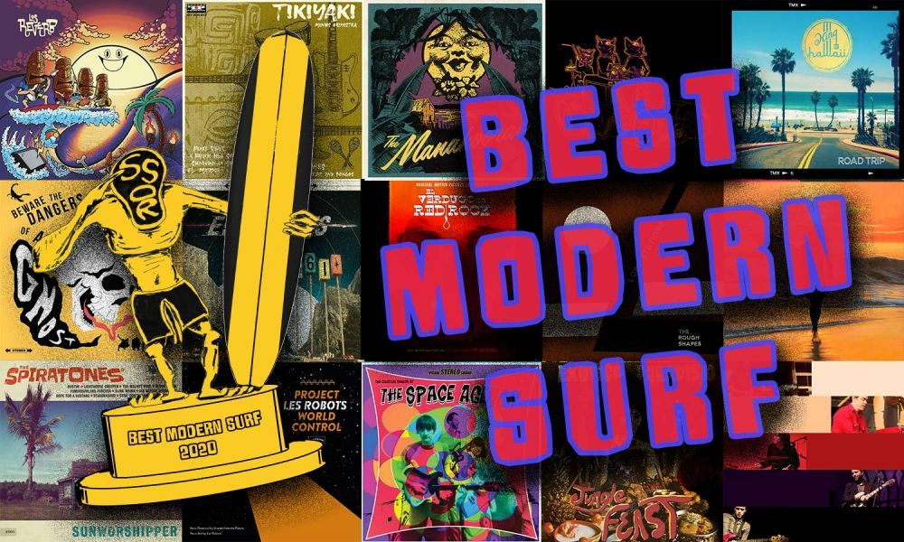 Gremmy Awards 2020: Best Modern Surf Record