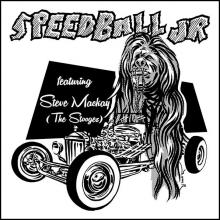 Speedball Jr 7""