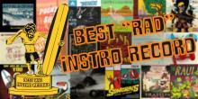"""Best """"Rad"""" Instro Record 2015"""